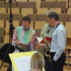 Adam Gorb Saxophone Concertino recording (g)