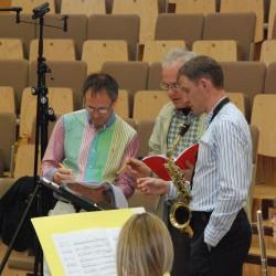 Adam Gorb Saxophone Concertino recording (i)