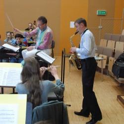 Adam Gorb Saxophone Concertino recording (j)