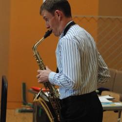 Adam Gorb Saxophone Concertino recording (p)